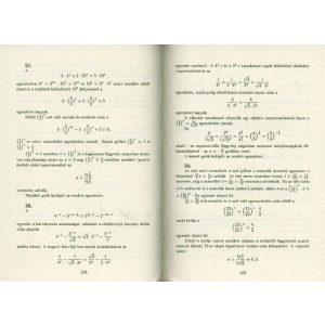 Válogatott érettségi-felvételi feladatok (1966-1999) matematikából