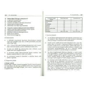 Érettségi-felvételi feladatok kémiából (1980-1999)