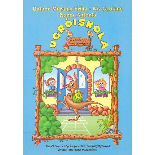 Ugróiskola - Ábécés olvasókönyv