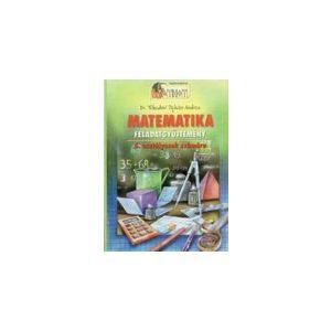 Matematika feladatgyűjtemény 5. osztályosok számára