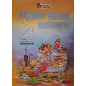 Magyar nyelvi gyakorló 2. osztályosok számára