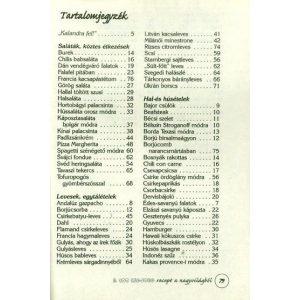 A 100 legjobb recept a nagyvilágból