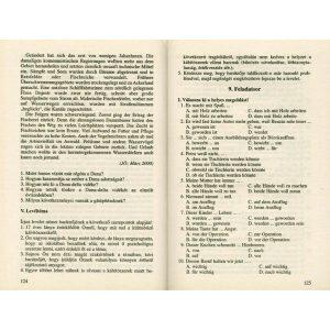 Német nyelvtan - felsőfok