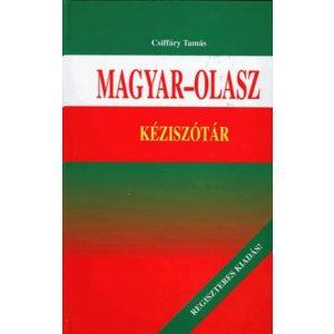 Magyar-olasz kéziszótár