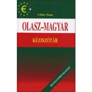 Olasz-magyar kéziszótár