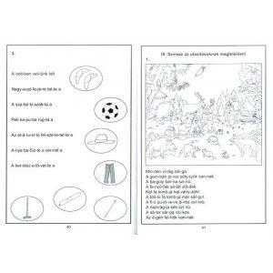 A némaértő olvasás alapjai 1. osztályosoknak