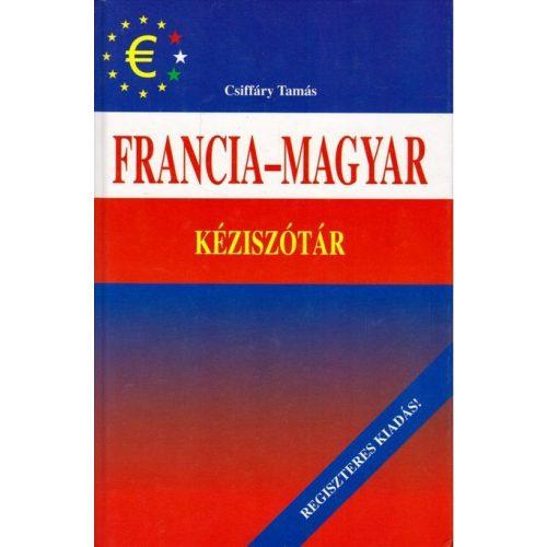 Francia-Magyar kéziszótár