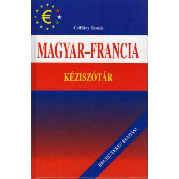 Magyar-Francia kéziszótár