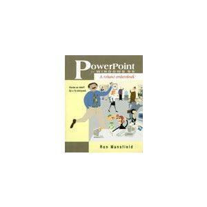 PowerPoint for Windows 95 - A rohanó embereknek