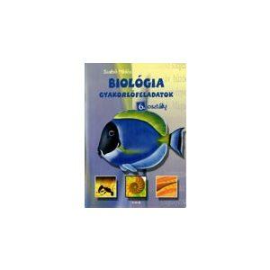 Biológia gyakorlófeladatok 6. osztály