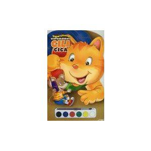 Cili cica - kifestő