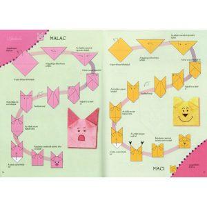 Játékos origami