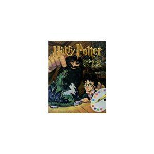 Harry Potter Sticker-en Kleurboek (Hagrid és a sárkány)