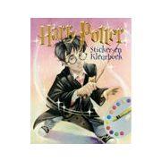 Harry Potter Sticker-en Kleurboek (Pálcás Harry)
