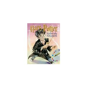 Harry Potter Sticker-en Kleurboek (Pálcás Harry)
