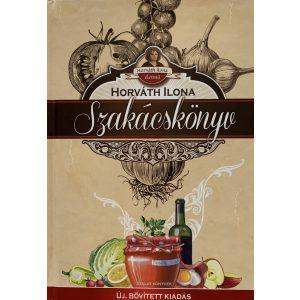 Horváth Ilona.szakácskönyv (kemény)