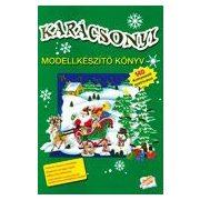 Karácsonyi modellkészítő könyv