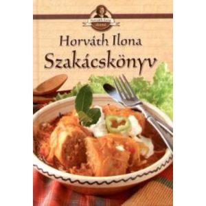 Szakácskönyv --   Horváth Ilona