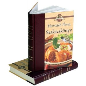 Szakácskönyv (Műbőr kötéses kiadás)