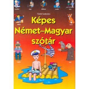 Képes német-magyar szótár