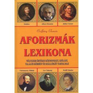Aforizmák lexikona