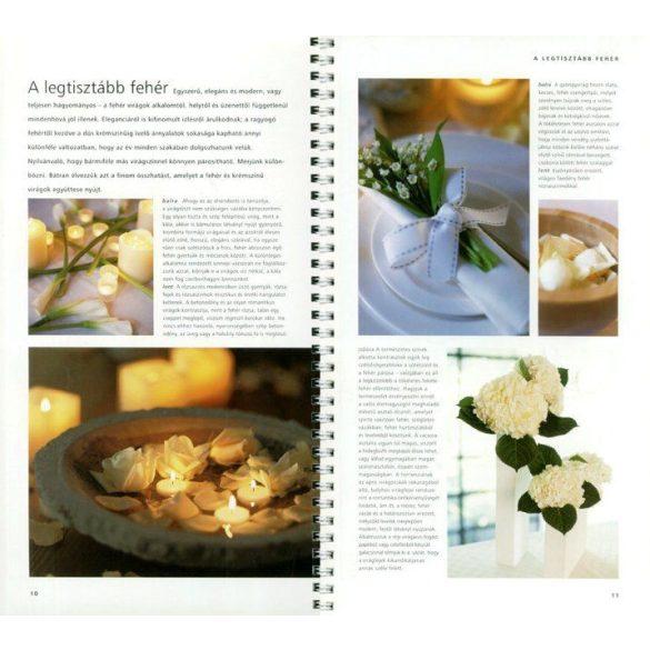 Asztali virágdíszek
