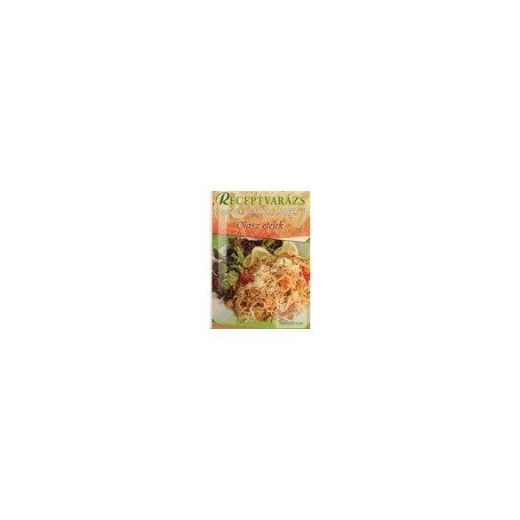 Receptvarázs - Olasz ételek
