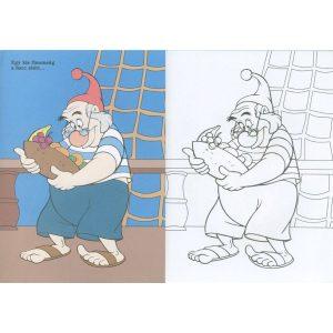 Disney Szuper kifestő - Pán Péter