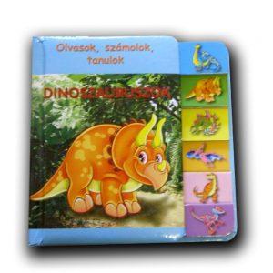 Olvasok, számolok, tanulok - Dinoszauruszok