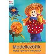 Modellezőfilc - Mókás figurák és dekorációk