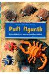 Pufi figurák - Ajándékok és díszek habfestékke