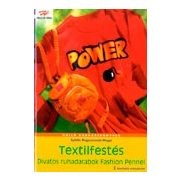 Textilfestés - Divatos ruhadarabok Fashion Pennel