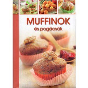 Muffinok és pogácsák -Spirálos szakácskönyv