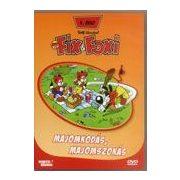 Fix&Foxi - Majomkodás, majomszokás (DVD)