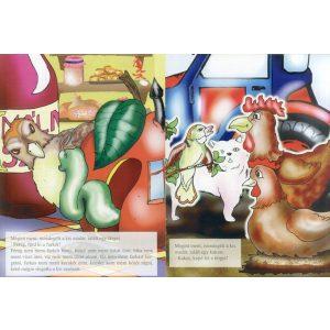 A kóró és a kismadár (mesefüzet)
