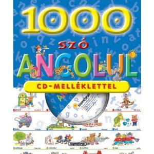 1000 szó angolul cd melléklettel