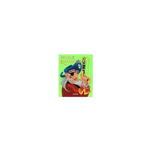 Színezz kalózokat (zöld)