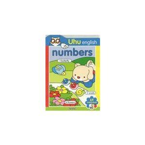 Uhu english numbers - Angolfüzet kezdőknek