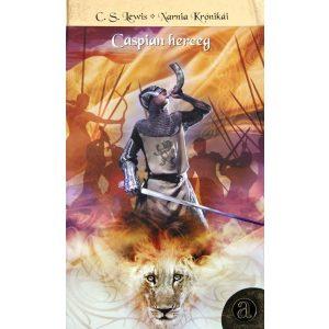 Narnia Krónikái 4-Caspian herceg