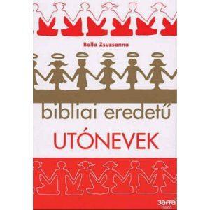 Bibliai eredetű utónevek