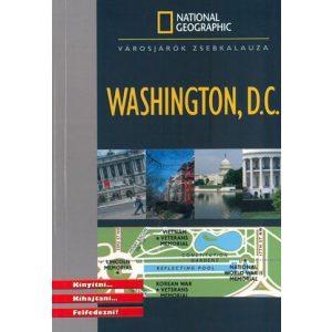 Washington D.C. - városjárók zsebkalauza