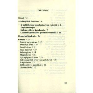 Diétás receptkönyv - Liszt érzékenység és liszt allergia