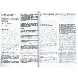 Fizika II. osztályosoknak - Mechanika