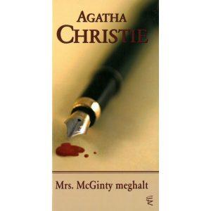 Mrs. McGinty meghalt