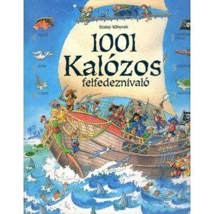 1001 Kalózos felfedeznivaló