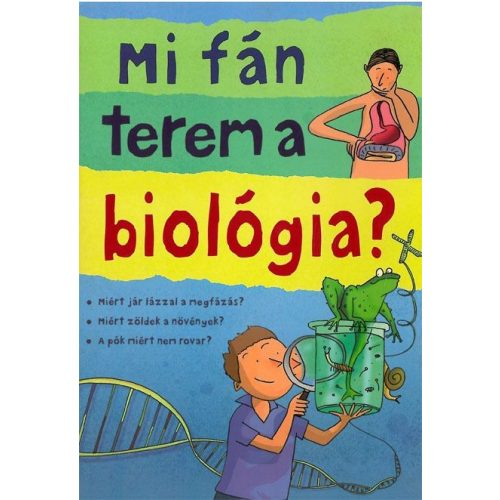 Mi fán terem a biológia?
