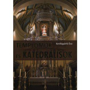 Templomok és katedrálisok,  borítókarcos, szállítási sérült -  utolsó példányok