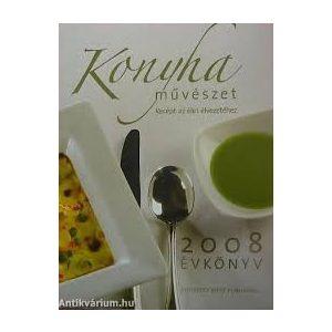 Konyhaművészet - 2008 évkönyv