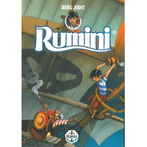 Rumini  -    Lilunak kitaláltam Ruminit, nem sejtettem,  hogy a világjáró hajósinas életem egyik legfontosabb szereplője lesz.