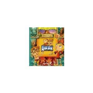 Kincskeresés - A maják titokzatos világa (CD melléklettel)